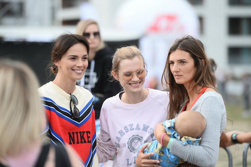 Kamila Szczawińska zawsze chciała mieć dużą rodzinę /VIPHOTO /East News