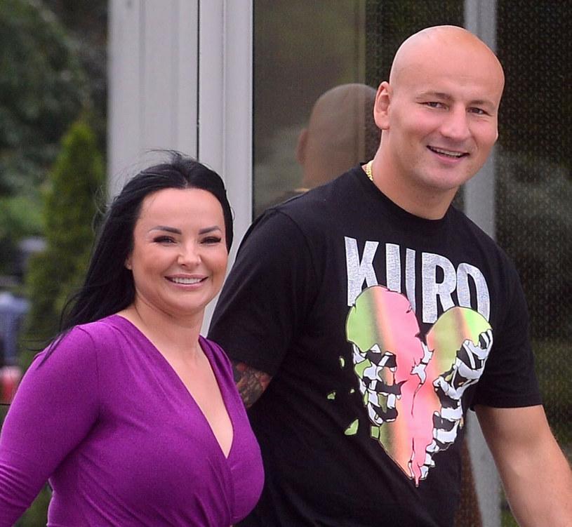 Kamila Wybrańczyk od kilku lat walczyła o piękną sylwetkę. Dzięki ciężkim treningom wypracowała piękną sylwetkę /Agencja SE /East News