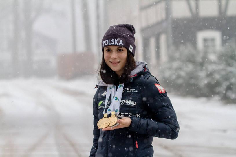 Kamila Żuk, polska biathlonistka /Dariusz Gdesz / Polska Press /East News
