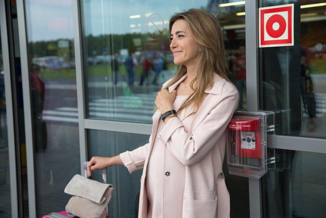 "Kamilla Baar w ""Na dobre i na złe"" /Agencja W. Impact"