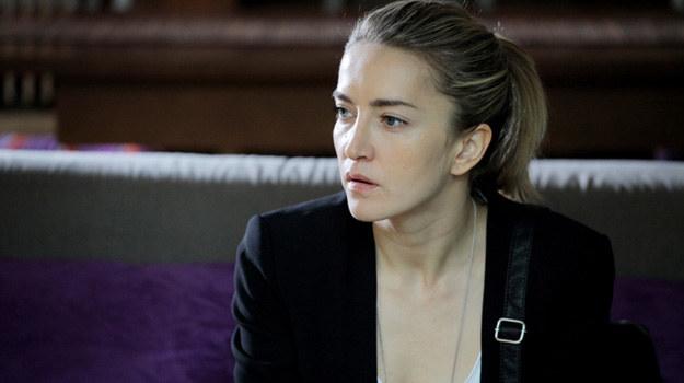"""Kamilla Baar w serialu """"Na krawędzi 2"""" /Polsat"""