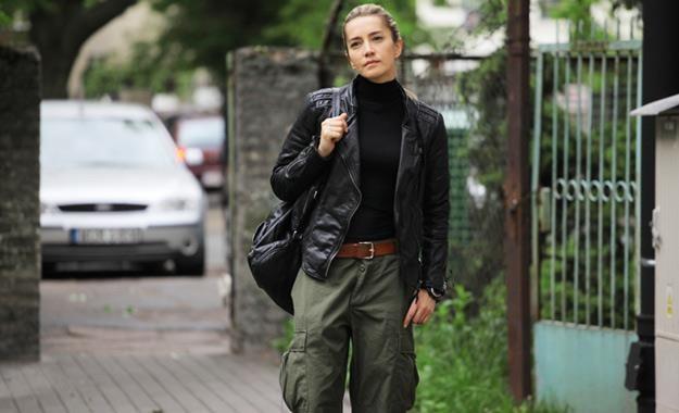 """Kamilla Baar w serialu """"Na krawędzi"""" /Polsat"""