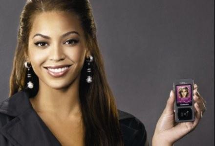 Kampania Samsung z piosenkarką Beyonce najwyraźniej okazała się skuteczna. /materiały prasowe