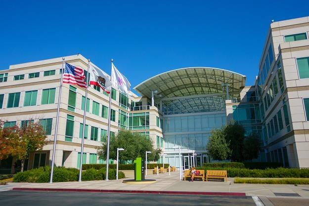 kampus Aplle'a w Cupertino w kalifornii /©123RF/PICSEL