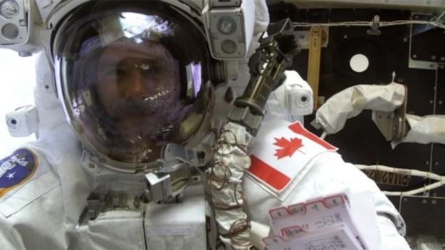 Kanada chce znaczyć jeszcze więcej w podboju kosmosu /materiały prasowe