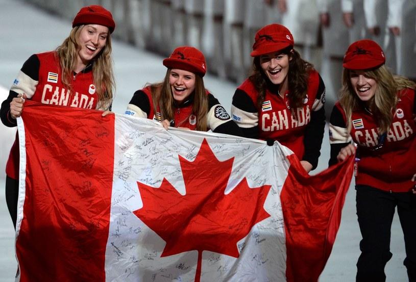 Kanada jest potęgą w sportach zimowych /AFP