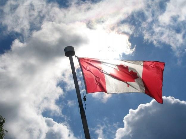Kanada ma dobry wynik, 14 proc., dzięki optymizmowi związanemu z produkcją przemysłową /AFP