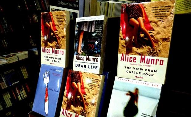 Kanada szczęśliwa po literackim Noblu dla Alice Munro