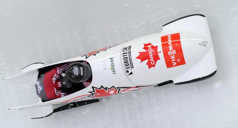 Kanadyjczycy Lyndon Rush i Jesse Lumsden wygrali zawody Pucharu Świata. /AFP