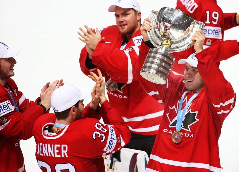 Kanadyjczycy po raz 26. zostali mistrzami świata /PAP/EPA