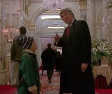 """Kanadyjska telewizja wycięła scenę z Trumpem z filmu """"Kevin sam w Nowym Jorku"""""""