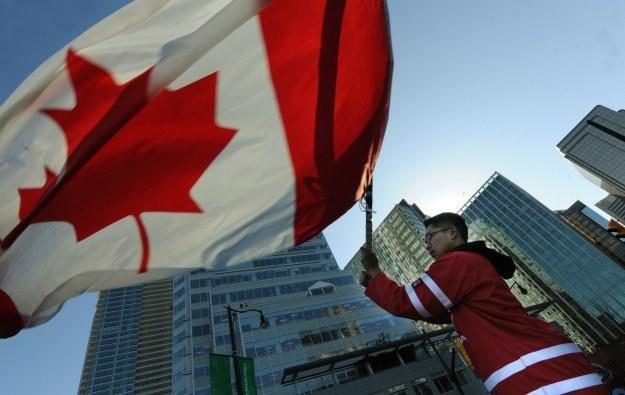 Kanadyjskie banki dla wielu ekonomistów stały się wzorem do naśladowania /AFP