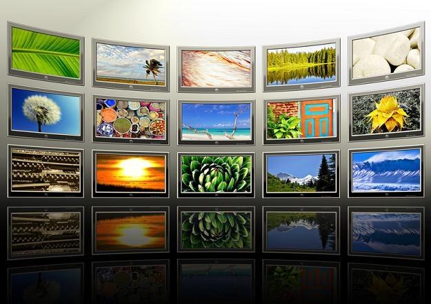 Kanały tematyczne, choć osobno mają marginalną oglądalność, to w sumie zyskują /© Panthermedia