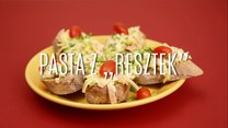 """Kanapkowa pasta z """"resztek"""" - banalny przepis"""