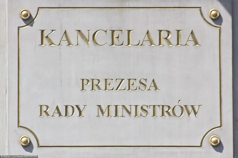 Kancelaria Premiera /Maciej Luczniewski /Reporter