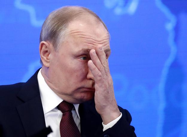 Kancelaria Prezydenta nie zaprosiła Władimira Putina na obchody 80. rocznicy wybuchu II wojny światowej /MAXIM SHIPENKOV    /PAP/EPA