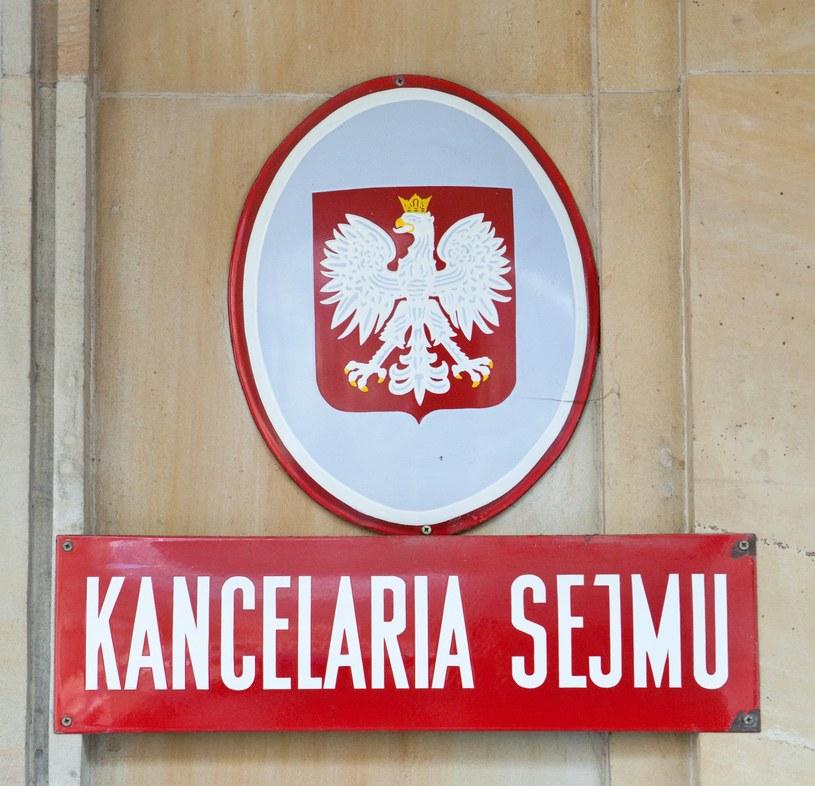 Kancelaria Sejmu /KAROL SEREWIS /East News