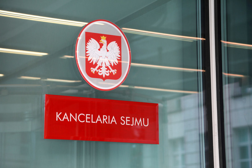 Kancelaria Sejmu /Jakub Kamiński   /East News