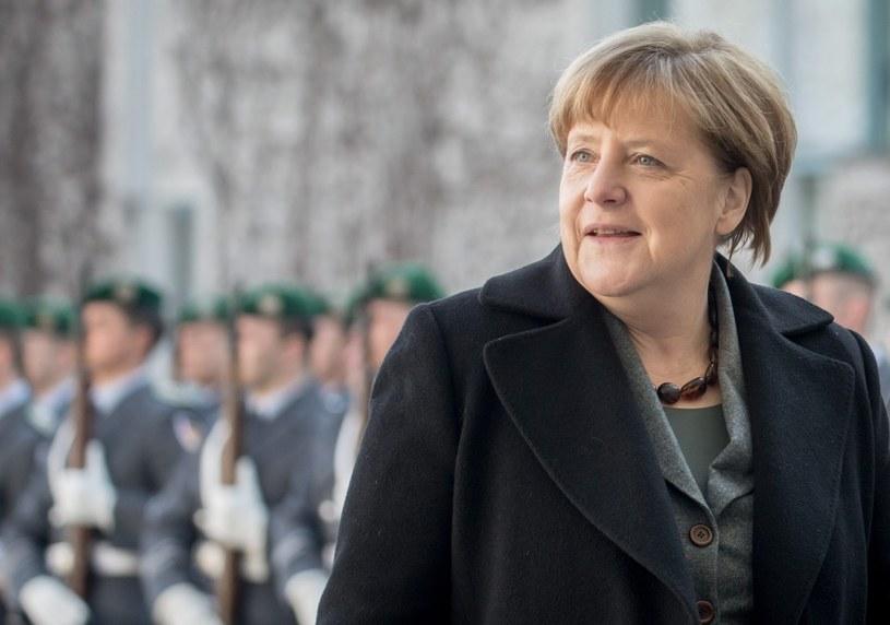Kanclerz Angela Merkel /MICHAEL KAPPELER /PAP/EPA