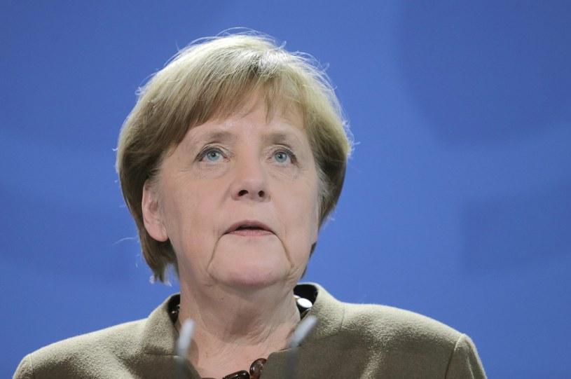 Kanclerz Angela Merkel /Kay Nietfeld  /PAP/EPA