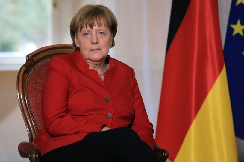 Kanclerz Angela Merkel /AFP /East News