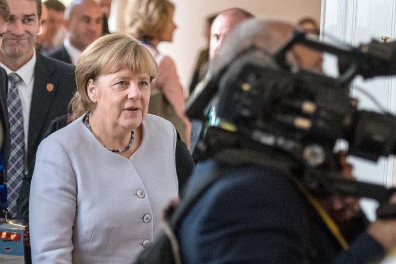 Kanclerz Angela Merkel /CHRISTIAN BRUNA /PAP/EPA