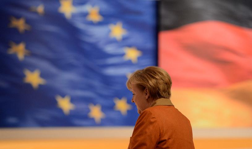 Kanclerz Angela Merkel /AFP
