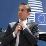 Kanclerz Austrii grozi Polsce i Węgrom ograniczeniem funduszy unijnych