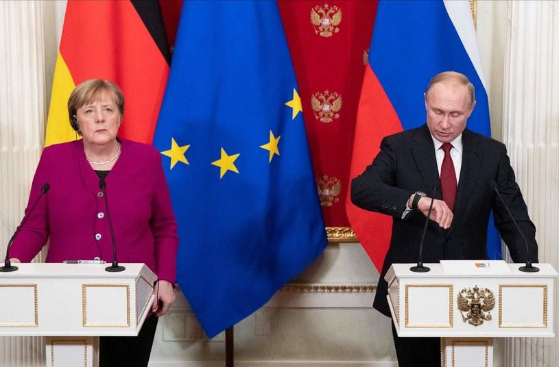 Kanclerz Merkel przegra jesienne wybory /AFP