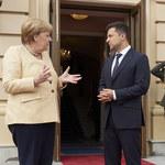 Kanclerz Niemiec Angela Merkel: Gaz nie powinien być wykorzystywany jako broń