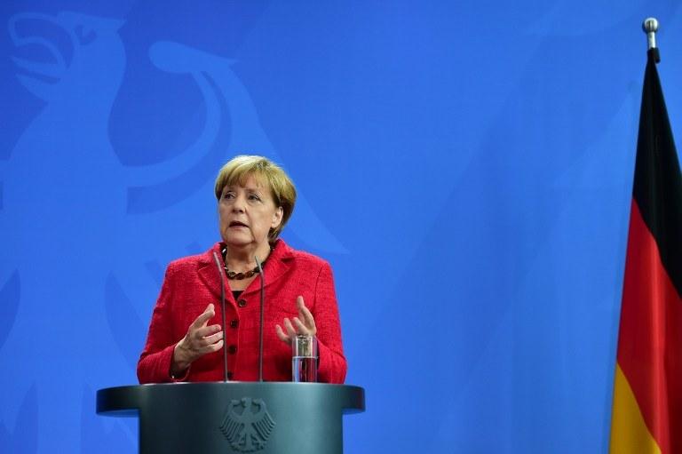 Kanclerz Niemiec Angela Merkel /AFP