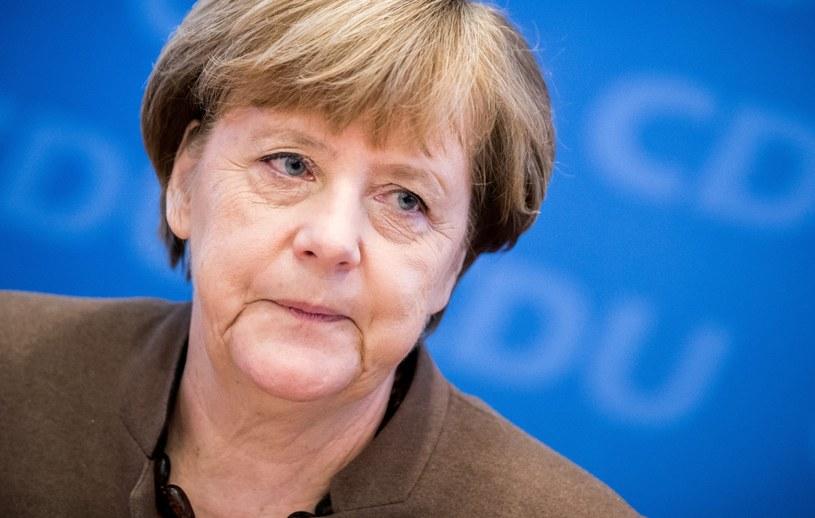 Kanclerz Niemiec Angela Merkel /MICHAEL KAPPELER /PAP/EPA