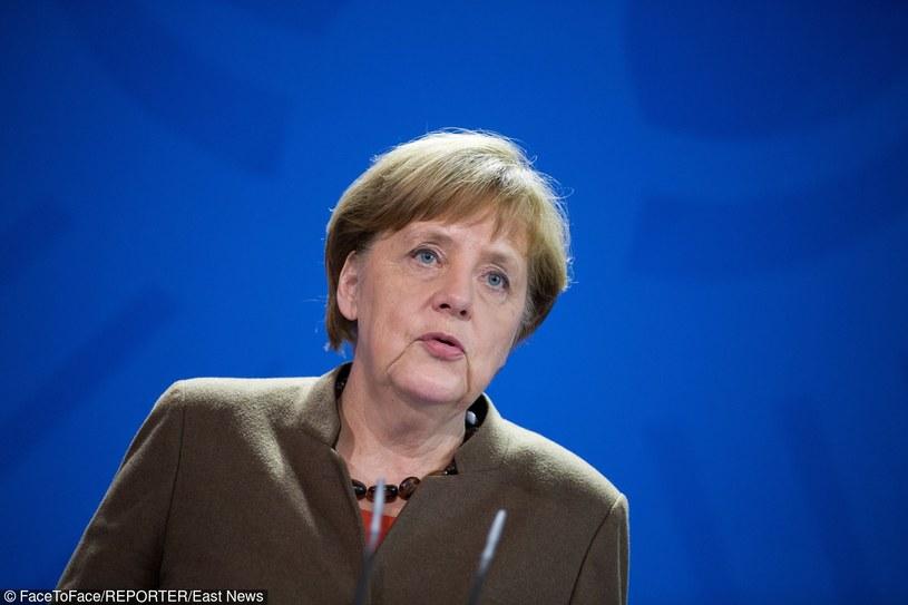 Kanclerz Niemiec Angela Merkel / fot. Face to Face/REPORTER  /East News