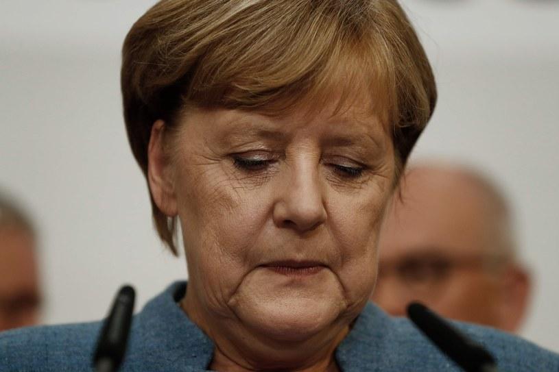 Kanclerz Niemiec Angela Merkel /ODD ANDERSEN /East News