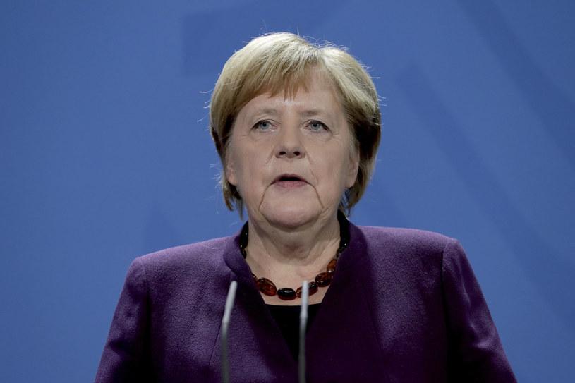 Kanclerz Niemiec Angela Merkel /AP/Associated Press/East News /East News