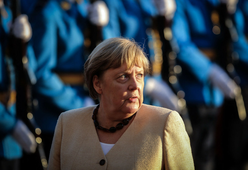 Kanclerz Niemiec Angela Merkel /OLIVER BUNIC/AFP/East News /AFP