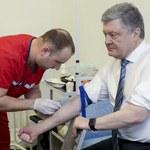 Kandydaci na prezydenta Ukrainy przeszli badania przed II turą