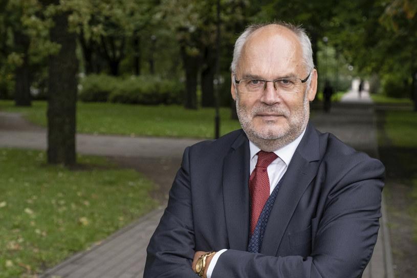 Kandydat na prezydenta Estonii Alar Karis /AP/Associated Press/East News /East News