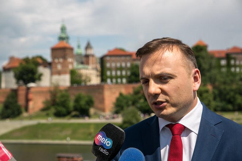 Kandydat na prezydenta Krakowa Łukasz Gibała / ANNA KACZMARZ / DZIENNIK POLSKI / POLSKA PRESS /East News