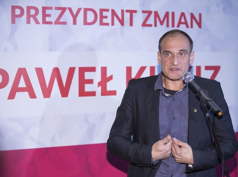 Kandydat na prezydenta RP Paweł Kukiz /Leszek Kotarba  /East News