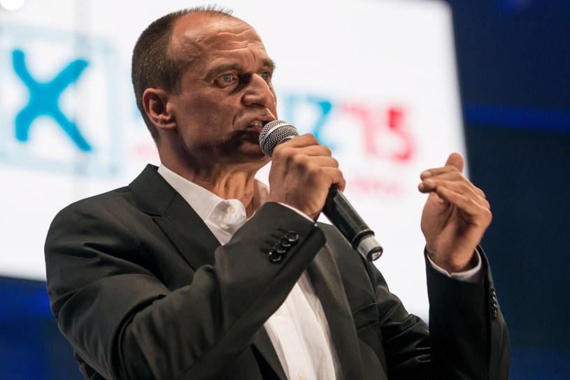 Kandydat na prezydenta RP Paweł Kukiz /Maciej Kulczyński /PAP