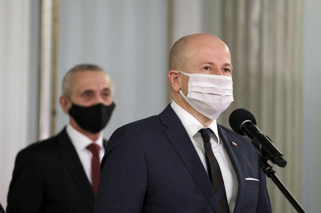 Kandydat PiS na RPO Bartłomiej Wróblewski /Mateusz Marek /PAP