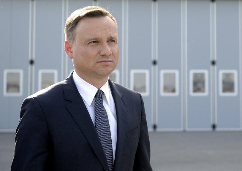 Kandydat PiS na urząd prezydenta RP - Andrzej Duda /Darek Delmanowicz /PAP