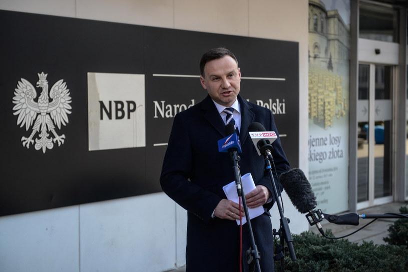 Kandydat Prawa i Sprawiedliwości na prezydenta RP Andrzej Duda /Jakub Kamiński   /PAP