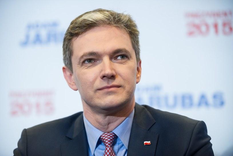 Kandydat PSL na prezydenta Adam Jarubas /Bartosz Krupa /East News