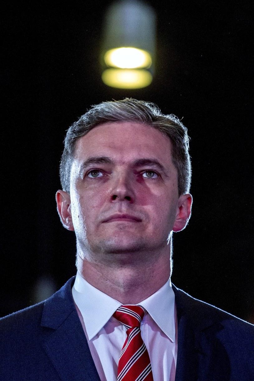 Kandydat PSL na prezydenta - Adam Jarubas /Michał Walczak /PAP