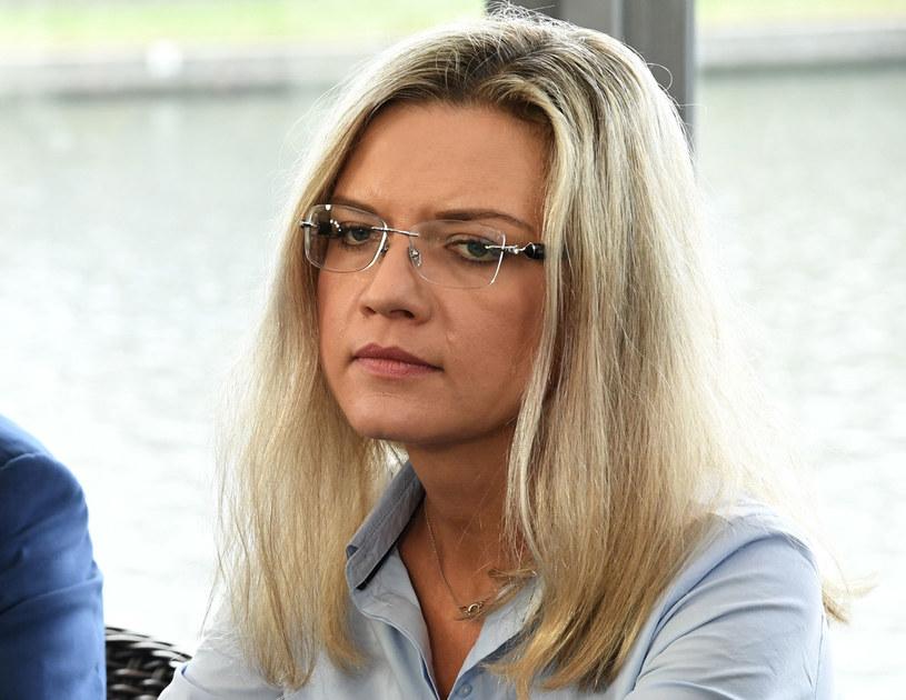 Kandydatka na prezydenta Krakowa Małgorzata Wassermann /Jacek Bednarczyk   /PAP