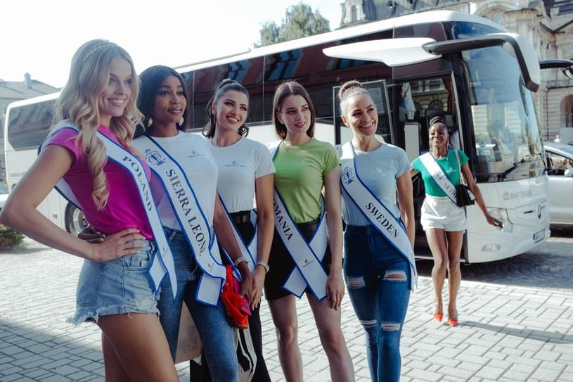 Kandydatki Miss Supernational opowiedziały o swoich wrażeniach z dnia spędzonego w Małopolsce /materiały prasowe