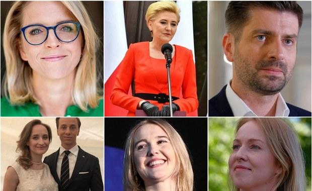 Kandydatki na Pierwszą Damę. Kandydat na Pierwszego Dżentelmena. Kto z nich zamieszka w Pałacu Prezydenckim?