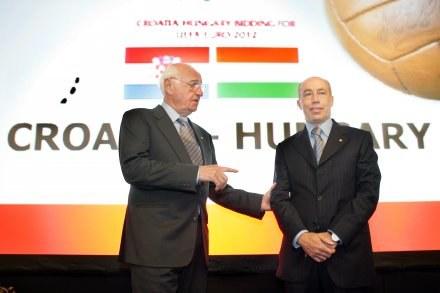 Kandydatura Chorwacji i Węgier nie otrzymała żadnego głosu /AFP